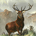 Plate size 27½x29 inches - Engraver T Landseer